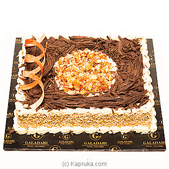 Crispy Nougat Cake at Kapruka Online for cakes