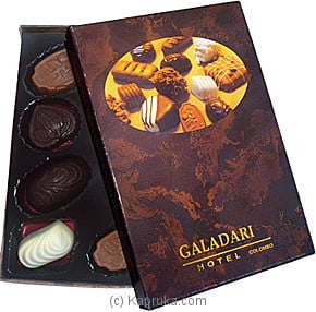 Galadari Chocolate Box (Small) at Kapruka Online for cakes