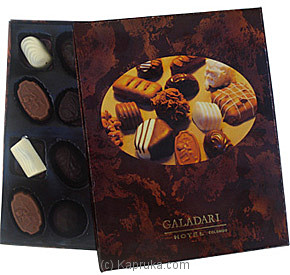 Galadari Chocolate Box (Large) at Kapruka Online for cakes