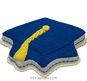 Graduation Hat Cake at Kapruka Online for cakes