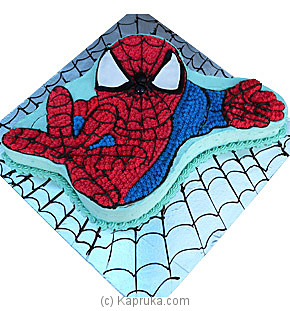 Galadari - Spider Man Cake at Kapruka Online for cakes