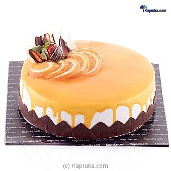 Orange Gateau at Kapruka Online for cakes