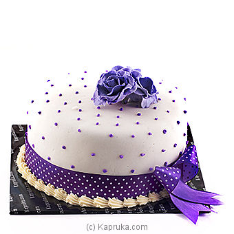 Purple Pleasure at Kapruka Online for cakes