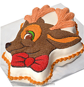 Reindeer at Kapruka Online for cakes