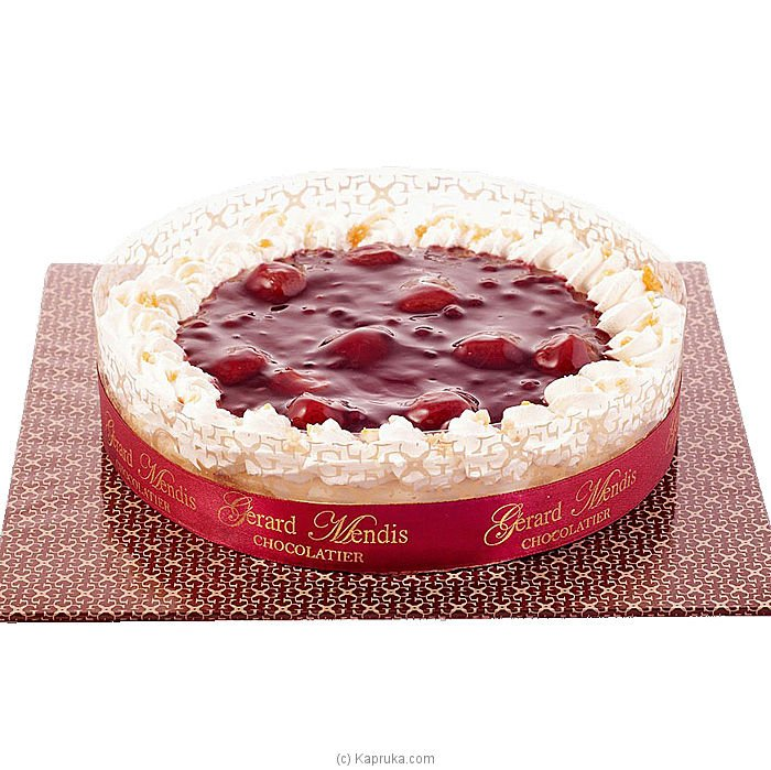 Strawberry Cheesecake(GMC)at Kapruka Online forcakes