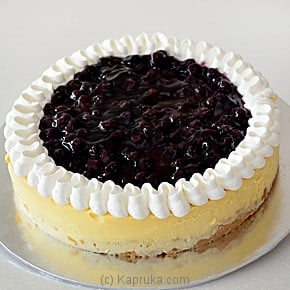 Blueberry Baked Cheese Cake at Kapruka Online for cakes