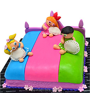 Bouncy Bed at Kapruka Online for cakes