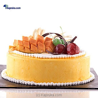 Mango Mist Gateaux at Kapruka Online for cakes