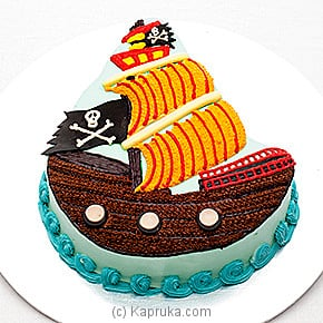 Pirate at Kapruka Online for cakes