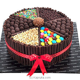 Choco Candy Land Cake at Kapruka Online for cakes