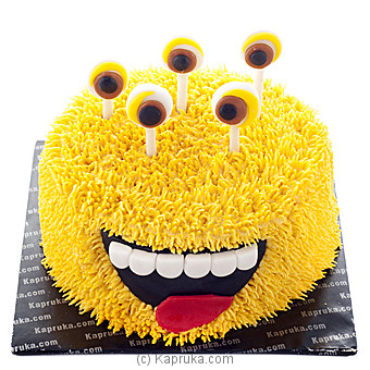 Yellow Mellow Monster at Kapruka Online for cakes