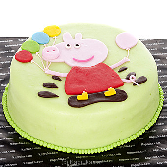 Peppa Pig Cake at Kapruka Online for cakes