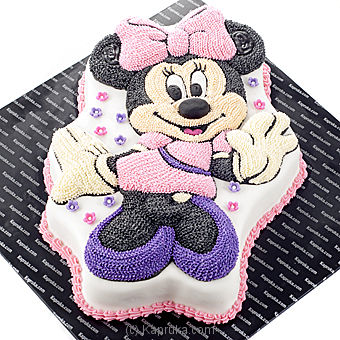 Kapruka Disney  Minnie Mouse Cake at Kapruka Online for cakes