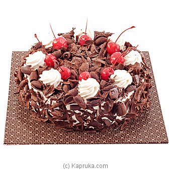 Black Forest Gateux (GMC)at Kapruka Online forcakes