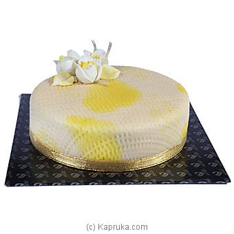 Ribbon Cake With Nougat By Waters Edge at Kapruka Online forcakes