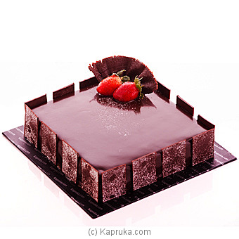 Premium Chocolate Fudge at Kapruka Online for cakes