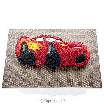 Lightning McQueen Cake (GMC) By GMC at Kapruka Online forcakes