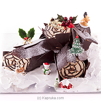 Bread Talk Yule Log at Kapruka Online for cakes