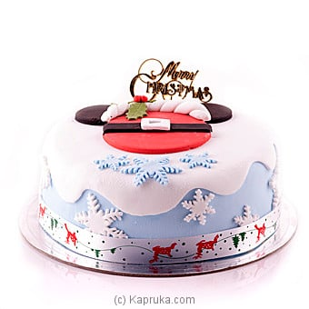 Bread Talk Christmas Cake at Kapruka Online for cakes