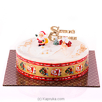 Traditional English Fruit Cake(GMC)(Shaped Cake) at Kapruka Online for cakes