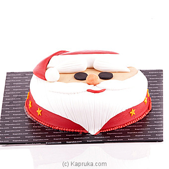 The Secret Santa at Kapruka Online for cakes