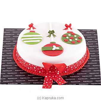 Sparkles Christmas at Kapruka Online for cakes