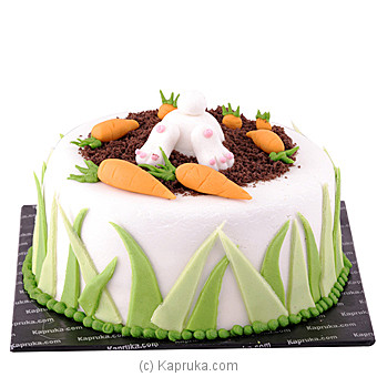 Easter blooms ribbon Cake at Kapruka Online for cakes