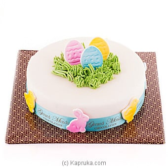 Easter Garden Eggs Cake(GMC) at Kapruka Online for cakes