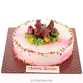Easter Mother Hen Cake(GMC) at Kapruka Online