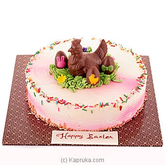Easter Mother Hen Cake(GMC) at Kapruka Online for cakes