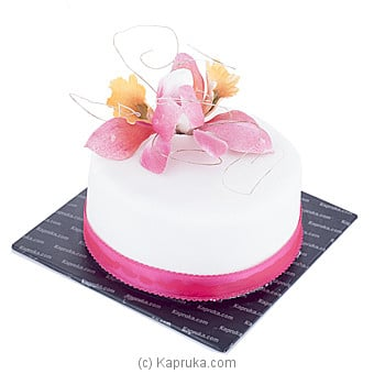 Orchid Delight at Kapruka Online for cakes