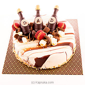 Bubbly For Dad(GMC) at Kapruka Online for cakes