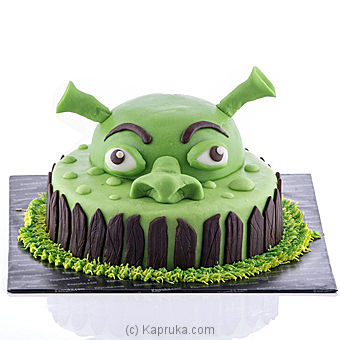 Shrek at Kapruka Online for cakes