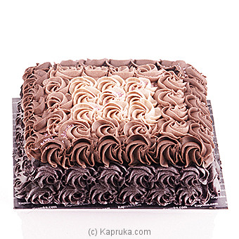 Chocolate Ombre Design at Kapruka Online for cakes