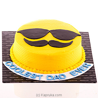 The Coolest Dad Ever at Kapruka Online for cakes