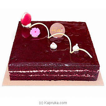 Hilton Red Velvet Cake at Kapruka Online for cakes