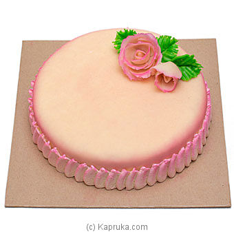 Mazipan Covered Ribbon Cake at Kapruka Online for cakes