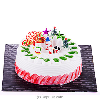 Frosty Season Cake at Kapruka Online for cakes