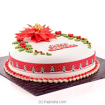 Joy Of Christmas at Kapruka Online for cakes