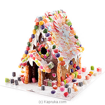 Bread Talk Ginger Bread House at Kapruka Online for cakes