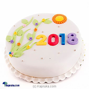 Bread Talk New Year Cake at Kapruka Online for cakes