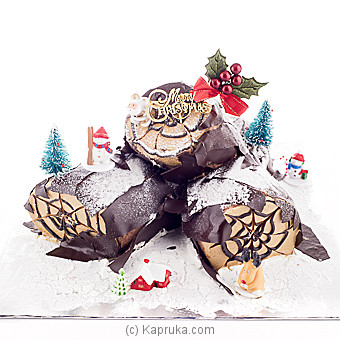 Bread Talk Heaven Yule Log at Kapruka Online for cakes