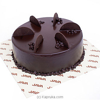 Java Chocolate Chip Cake at Kapruka Online for cakes