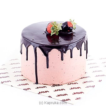 Java Strawberry Chocolate Cake By Java at Kapruka Online forcakes