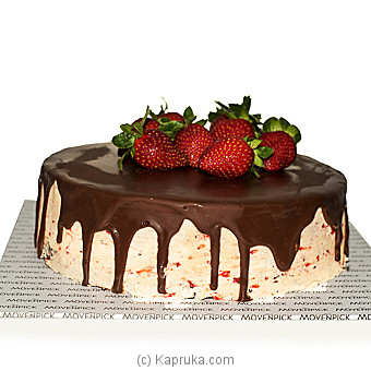 Movenpick Strawberry Chocolate Cake at Kapruka Online for cakes