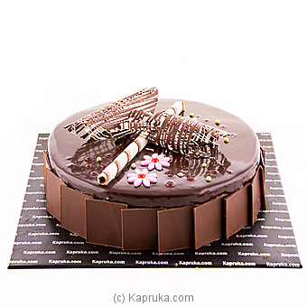 Chocolate Truffle Royale Gatuex Cake at Kapruka Online for cakes