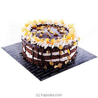 Kapruka Choco Nuga Gatuex Cake at Kapruka Online for cakes