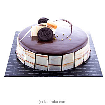 Kapruka Chocolate Oreo Gatuex Cake at Kapruka Online for cakes