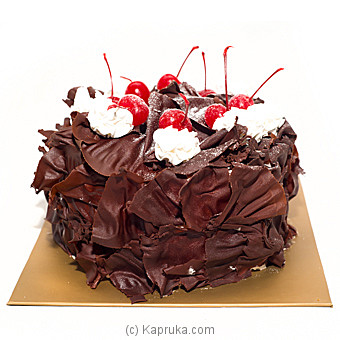 Black Forest Cake at Kapruka Online for cakes