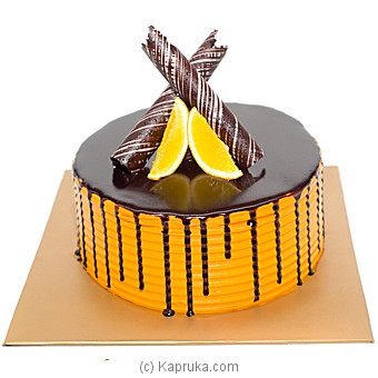 Orange And Chocolate Cake at Kapruka Online for cakes